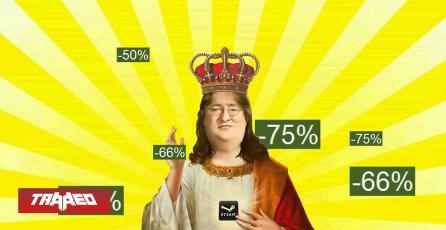 La próxima gran venta de Steam será en Halloween desde el 29 de octubre al 2 de noviembre