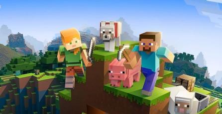 <em>Super Smash Bros. Ultimate</em>: el DLC de <em>Minecraft </em> ya tiene fecha de estreno