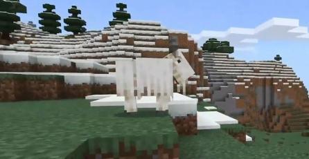 <em>Minecraft</em> recibirá nuevas cuevas, mobs y cabras con Caves & Cliffs