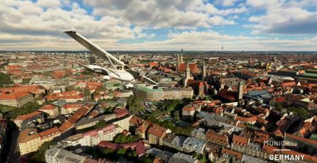 Microsoft Flight Simulator - Tráiler Alrededor de Mundo: Europa