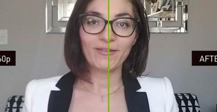 Nvidia quiere mejorar tus videollamadas con inteligencia artificial