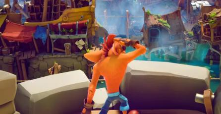 <em>Crash Bandicoot 4: It's About Time</em> podría tener versión para Xbox Series X