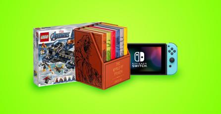 Ofertas de la semana: Nintendo Switch de <em>Animal Crossing</em>, sets LEGO, Playmobil y más