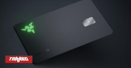 Razer crea tarjeta de crédito Gamer y sí, tiene luz LED