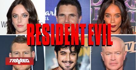 La película reboot de Resident Evil ya tiene casting y sin Milla Jovovich