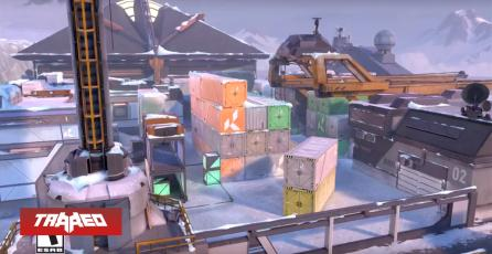 Icebox es el nuevo mapa de Valorant que llega en el Acto 3