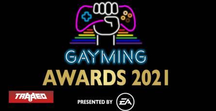 EA presenta los Gayming Awards 2021 para premiar a comunidad LGBTQ en videojuegos