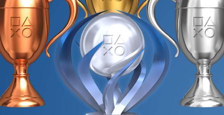 Sony renovará el sistema de trofeos de PlayStation con estos cambios