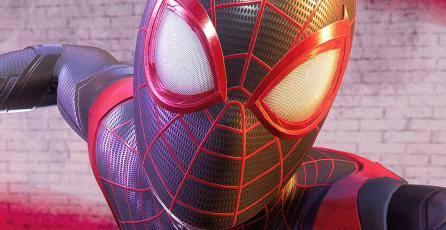 Insomniac presume una nueva imagen de <em>Marvel's Spider-Man: Miles Morales</em>