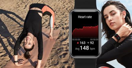 Huawei se preocupa de tu salud con estas rutinas de ejercicios