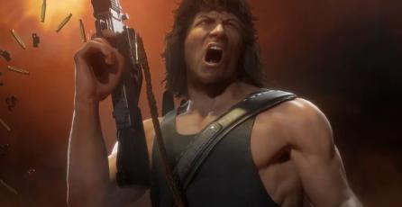 <em>Mortal Kombat 11</em> recibirá a Rambo y llegará a consolas de nueva generación