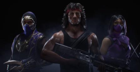 Mortal Kombat 11 Ultimate - Tráiler Revelación Kombat Pack 2