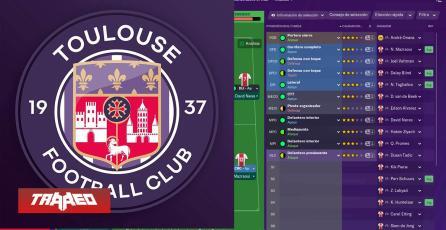 El Toulouse FC confiará en Football Manager para fichar jugadores