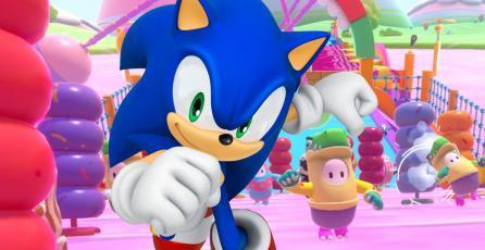 <em>Fall Guys</em>: un increíble disfraz de <em>Sonic</em> estaría en camino al juego