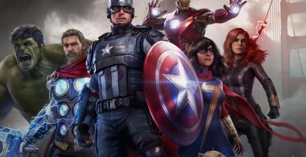 Se derrumba el interés de los jugadores por <em>Marvel's Avengers</em>
