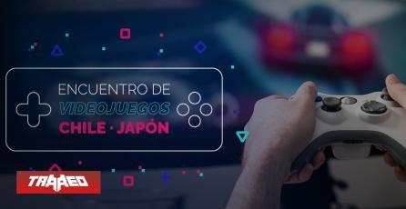 Chile-Japón se reencontrarán en seminario de videojuegos este 15 de octubre
