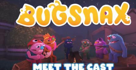Bugsnax - Tráiler Detrás de Cámaras