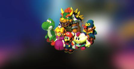 #ViernesRetro: <em>Super Mario RPG - Legend of the Seven Stars</em>