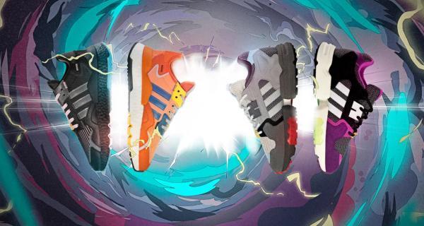Colección Chase the Spark de adidas