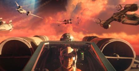 <em>Star Wars: Squadrons</em> triunfa en ventas digitales en Reino Unido