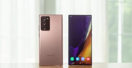 Conoce en detalle todo lo que puedes hacer con el Powerphone Galaxy Note20 Ultra