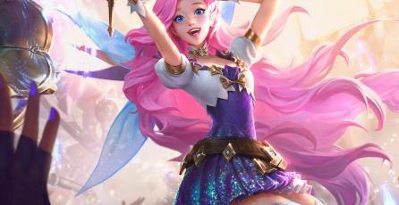 <em>League of Legends</em> recibirá a la campeona Seraphine, la Cantante soñadora