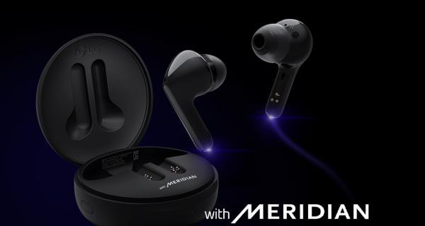 Los nuevos audífonos LG TONE Free tienen audio de alta resolución y matan bacterias