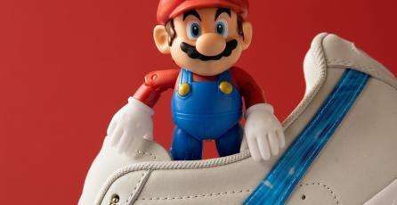 Puma lanzará una nueva y estupenda colección de tenis de <em>Super Mario</em>