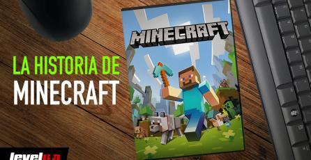La historia detrás de: <em>Minecraft</em>