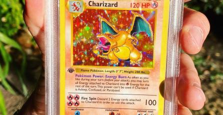 Tarjeta de <em>Pokémon</em> alcanza precio histórico de $4.5 MDD y un cantante la compró