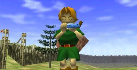 Nintendo arremete y retira juego de <em>The Legend of Zelda</em> hecho por fan