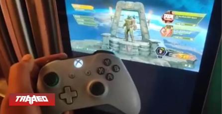 Corren Doom Eternal en un refrigerador gracias a XCloud de Xbox