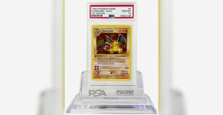 "Rapero paga $220.000 USD por carta Pokémon ""Charizard"" de primera edición"