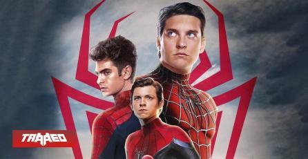 Rumor: Tobey Maguire y Andrew Garfield acompañarán a Tom Holland en Spider-Man 3 gracias al multiverso