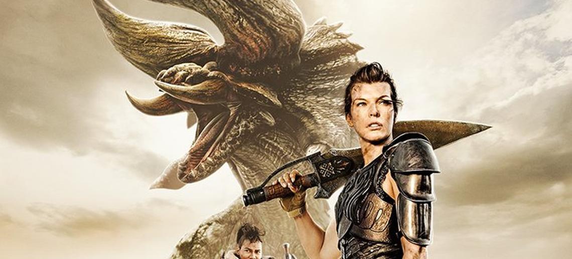 Película de Monster Hunter ya tiene fecha de estreno en México   LevelUp