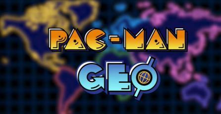 PAC-MAN GEO - Tráiler de Jugabilidad