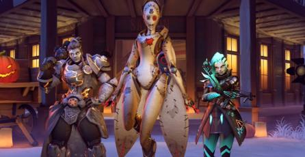 "Overwatch - Tráiler de Evento ""Halloween 2020"""