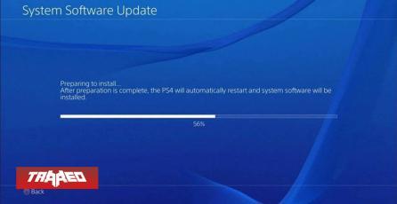 Reportan problemas con actualización 8.00 de PS4
