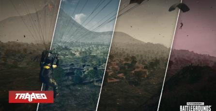 PUBG tendrá nuevo mapa dinámico que cambiará en cada partida