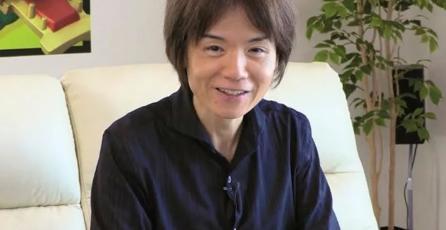 Sakurai prefirió no leer los comentarios de la audiencia en TGS 2020