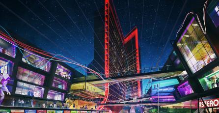 Imágenes conceptuales revelan lo retrofuturistas que serán los Hoteles Atari