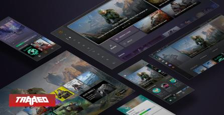 Xbox saca renovada interfaz de cara a las nuevas Xbox Series X/S