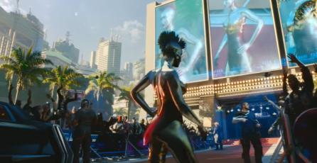 "Cyberpunk 2077 - Tráiler ""2077 in Style"""