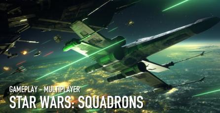<em>STAR WARS: Squadrons</em> - Gameplay del multijugador