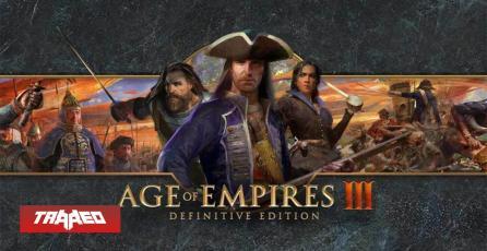 Age of Empires III: Definitive Edition, un videojuego que supo envejecer