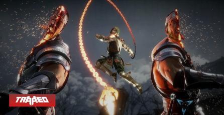 Despues de 19 meses Mortal Kombat 11 ha sido crackeado