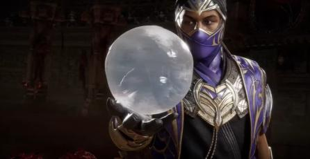 "Mortal Kombat 11 - Tráiler Jugabilidad de Personaje ""Rain"""