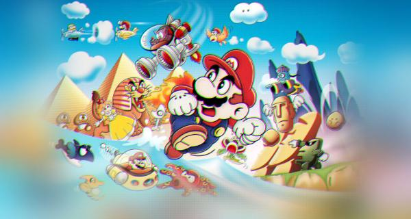 #ViernesRetro: <em>Super Mario Land</em>