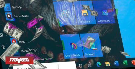 NO SE DETIENE: Windows 10 cae hasta solo los 8 dólares