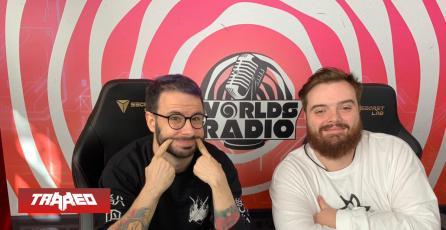 """Sobre 150 mil personas mutearon Worlds y eligieron a Ibai en """"Modo Radio"""" durante victoria de G2 Esports"""